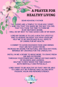 Healthy diet exercise