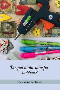 Do you make time for hobbies?