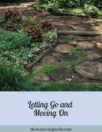 Letting go and moving on from past hurt