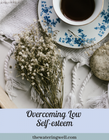 Overcome low self-esteem and live confidently