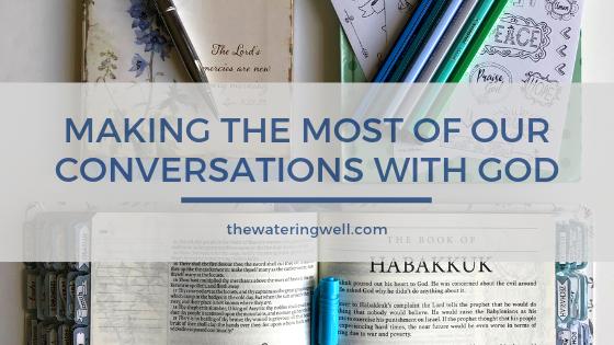 Conversations-God