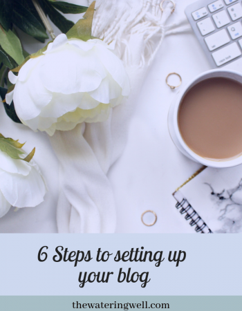 How to set up your blog for reward