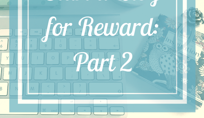 Start a blog for reward: How to set up your blog