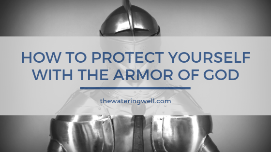 Armor-God-protection