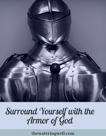 How the armor of God provides protection for us