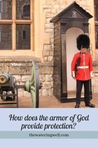 Armor God provide protection